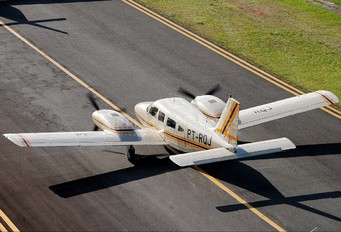 PT-RQJ - Private Piper PA-34 Seneca