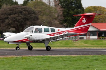 ZK-JED - Ardmore Flying School Beechcraft 76 Duchess