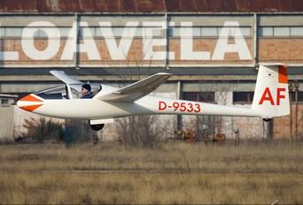 D-9533 - Private Glasflugel 206 Hornet