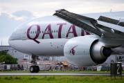 A7-BAP - Qatar Airways Boeing 777-300ER aircraft
