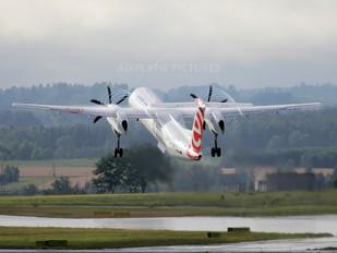 SP-EQB - euroLOT de Havilland Canada DHC-8-400Q / Bombardier Q400