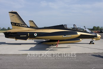 "440 - United Arab Emirates - Air Force ""Al Fursan"" Aermacchi MB-339NAT"