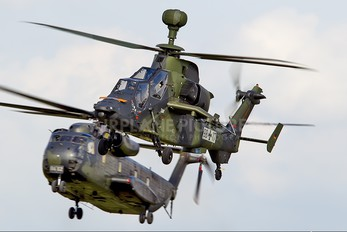 98+17 - Germany - Army Eurocopter EC665 Tiger