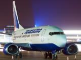 VP-BYO - Transaero Airlines Boeing 737-500 aircraft