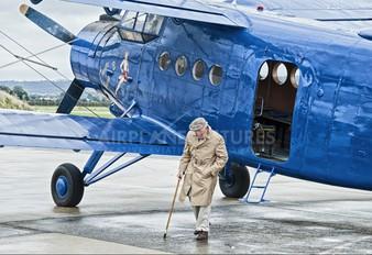 HA-ABA - PZL Mielec Antonov An-2