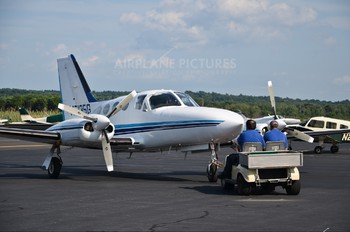N7135G - Private Cessna 421 Golden Eagle