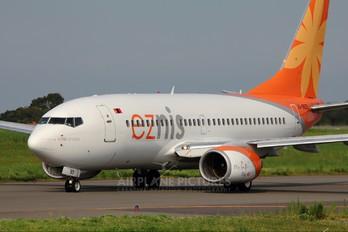 JU-9921 - Mongolian Airlines Boeing 737-700
