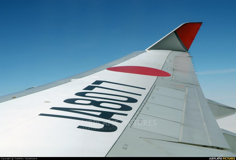 JAL - Japan Airlines JA8077 aircraft at In Flight - Japan