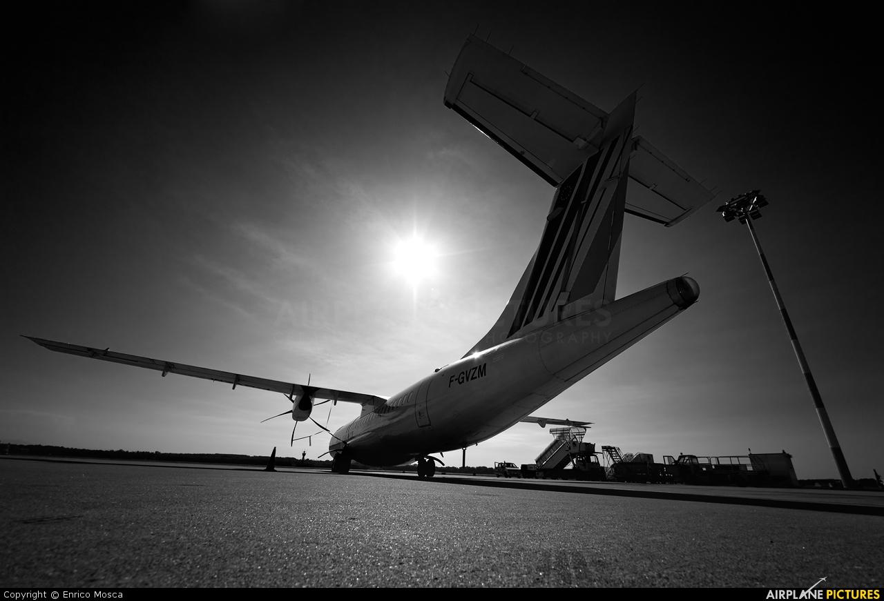 Air France - Airlinair F-GVZM aircraft at Milan - Malpensa