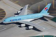 HL7611 - Korean Air Airbus A380 aircraft