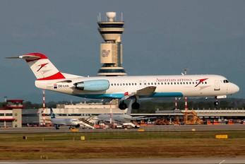 OE-LVA - Austrian Airlines/Arrows/Tyrolean Fokker 100