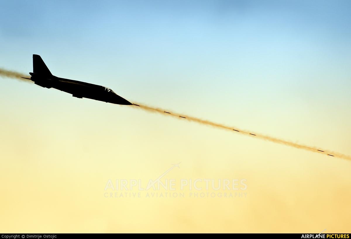 Serbia - Air Force 25121 aircraft at Off Airport - Serbia
