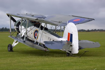 "LS326 - Royal Navy ""Historic Flight"" Fairey Swordfish II"