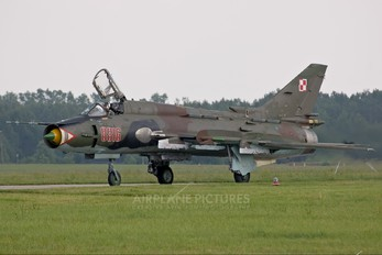 8816 - Poland - Air Force Sukhoi Su-22M-4