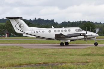 G-SYGA - Synergy Aircraft Leasing Beechcraft 200 King Air
