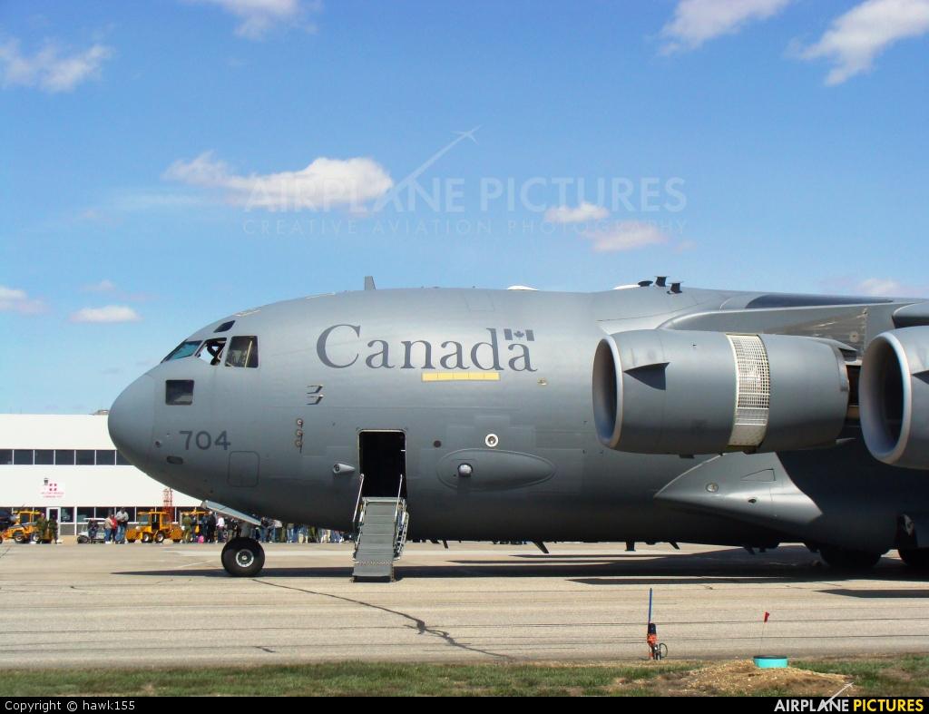 Canada - Air Force 177704 aircraft at Moose Jaw, SK