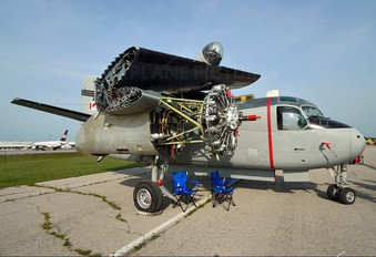 C-FUDH - Canadian Warplane Heritage de Havilland Canada CS2F Tracker