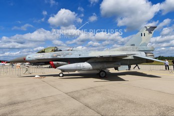 149 - Greece - Hellenic Air Force General Dynamics F-16D Fighting Falcon