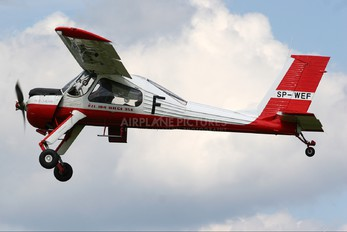 SP-WEF - Private PZL 104 Wilga