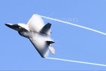 05-4096 - USA - Air Force Lockheed Martin F-22A Raptor