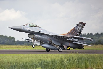 664 - Norway - Royal Norwegian Air Force General Dynamics F-16A Fighting Falcon