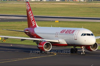 D-ABDS - Air Berlin Airbus A320