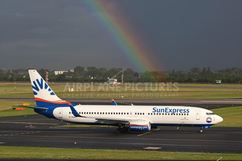 D-ASXD - SunExpress Germany Boeing 737-800