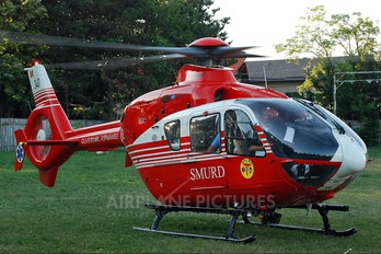 340 - Romania - Government Eurocopter EC135 (all models)
