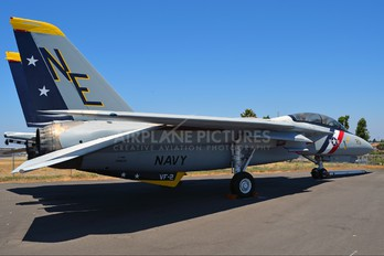 159830 - USA - Navy Grumman F-14A Tomcat