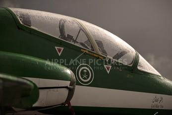 8805 - Saudi Arabia - Air Force: Saudi Hawks British Aerospace Hawk 65 / 65A