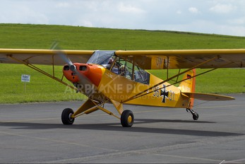 D-EFTB - Private Piper PA-18 Super Cub