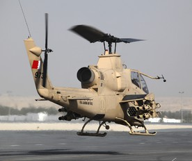 973 - Bahrain - Air Force Bell AH-1E Cobra