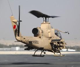 973 - Bahrain - Air Force Bell AH-1E Cobra