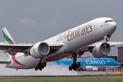 A6-EBQ - Emirates Airlines Boeing 777-300ER aircraft