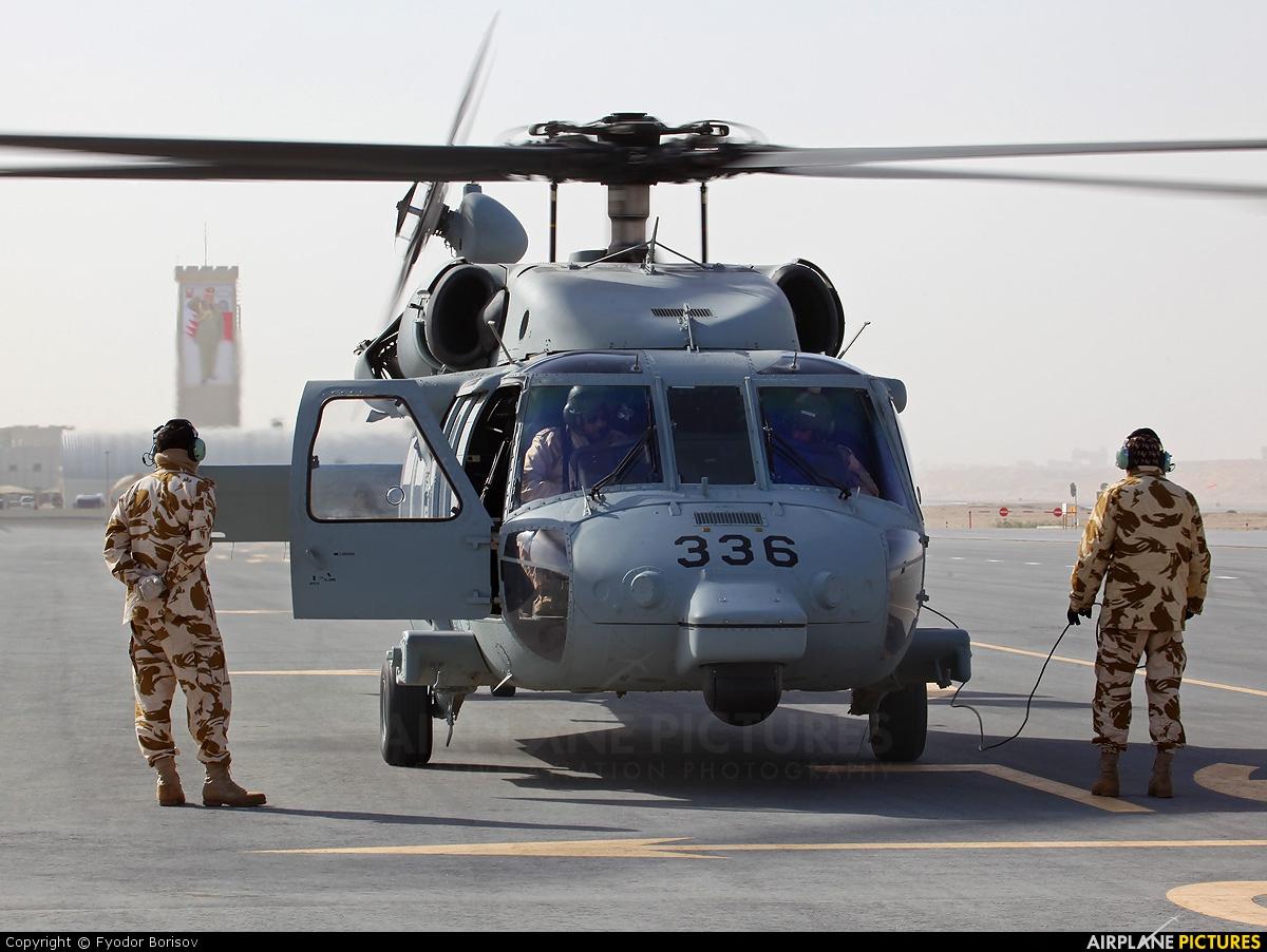 Bahrain - Air Force 336 aircraft at Sakhir