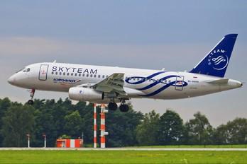 RA-89005 - Aeroflot Sukhoi Superjet 100