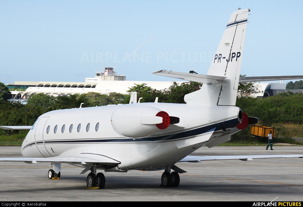 Private PR-JPP aircraft at Salvador - Deputado Luis Eduardo Magalhaes