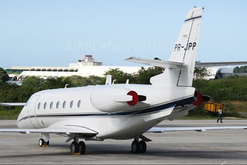 PR-JPP - Private Gulfstream Aerospace G200