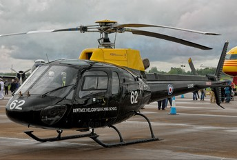 ZJ262 - Royal Air Force Aerospatiale AS350 Squirrel HT.1 & 2