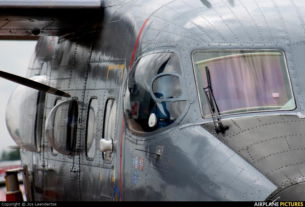 Poland - Navy 1116 aircraft at Fairford