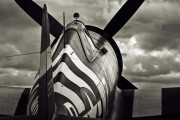 G-CDVX - Patina Republic P-47G Thunderbolt aircraft