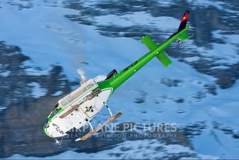 HB-ZJP - Private Aerospatiale AS350 Ecureuil / Squirrel