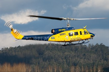 ZK-HAU - McDermott Aviation Bell 214(all models)