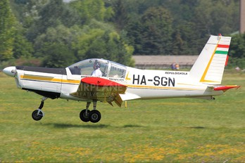 HA-SGN - Private Zlín Aircraft Z-142
