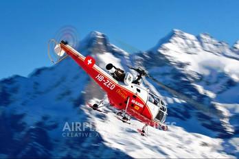 HB-ZEQ - Air Glaciers Sud Aviation SA-316 Alouette III