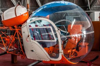 EC-DZE - Real Aero Club de Lugo Bell 47G