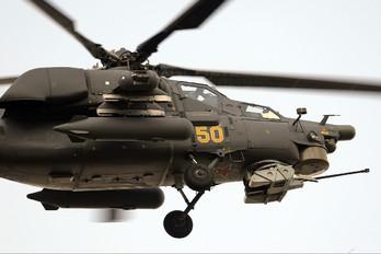 50 - Russia - Air Force Mil Mi-28