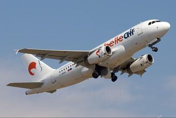 F-ORAH - BelleAir Airbus A319