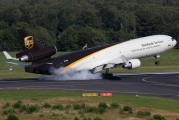 N279UP - UPS - United Parcel Service McDonnell Douglas MD-11F aircraft