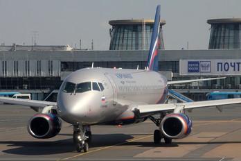 RA-89006 - Aeroflot Sukhoi Superjet 100